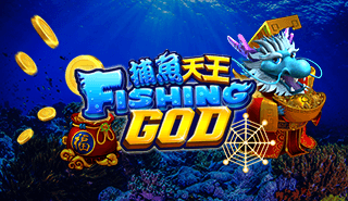bắn csa SP Fishing God