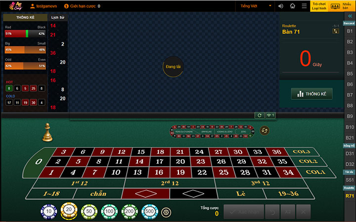 Roulette Sexy Baccarat